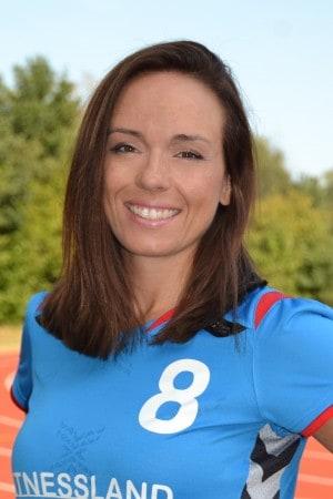 Franziska Mathey kehrte nach Verletzungspause aufs Spielfeld zurück