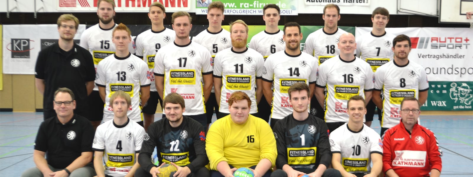 Die 3. Herren spielt dieses Jahr in der Landesliga Braunschweig.